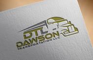 Dawson Transportation LLC. Logo - Entry #26