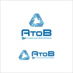 A to B Tuning and Performance Logo - Entry #200