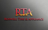 Roswell Tire & Appliance Logo - Entry #139