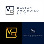 VB Design and Build LLC Logo - Entry #17