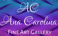 Ana Carolina Fine Art Gallery Logo - Entry #247