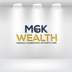 MGK Wealth Logo - Entry #317