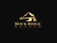 Rock Ridge Wealth Logo - Entry #326
