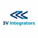 V3 Integrators Logo - Entry #287