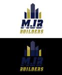 MJB BUILDERS Logo - Entry #13