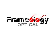 Frameology Optical Logo - Entry #36