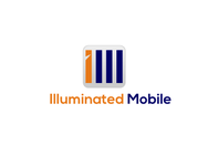 Illuminated Mobile  OR Illuminated M ... I own both urls and I'm still considering what brand to lead with. Logo - Entry #59