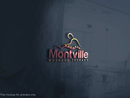 Montville Massage Therapy Logo - Entry #119