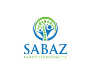Sabaz Family Chiropractic or Sabaz Chiropractic Logo - Entry #45
