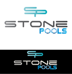 Stone Pools Logo - Entry #3