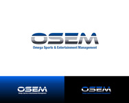 Omega Sports and Entertainment Management (OSEM) Logo - Entry #33