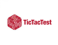 TicTacTest Logo - Entry #101