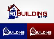 RI Building Corp Logo - Entry #257