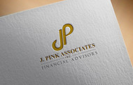 J. Pink Associates, Inc., Financial Advisors Logo - Entry #145