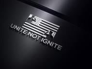 Unite not Ignite Logo - Entry #61