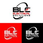 BLC Electrical Solutions Logo - Entry #216