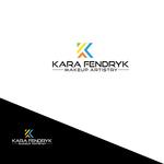 Kara Fendryk Makeup Artistry Logo - Entry #56
