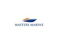 Masters Marine Logo - Entry #87