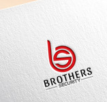 Brothers Security Logo - Entry #167