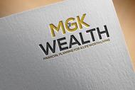 MGK Wealth Logo - Entry #279