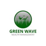 Green Wave Wealth Management Logo - Entry #297