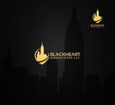 Blackheart Associates LLC Logo - Entry #43