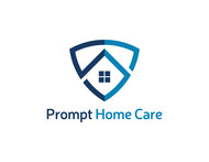 Prompt Home Care Logo - Entry #77