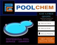 Pool Chem Logo - Entry #87