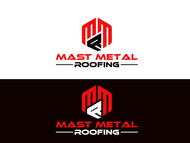 Mast Metal Roofing Logo - Entry #236