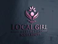 Local Girl Aesthetics Logo - Entry #181