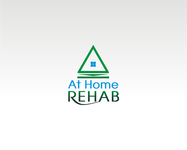 At Home Rehab Logo - Entry #17