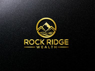 Rock Ridge Wealth Logo - Entry #221