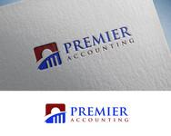 Premier Accounting Logo - Entry #84
