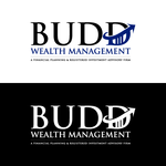 Budd Wealth Management Logo - Entry #297