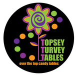 Topsey turvey tables Logo - Entry #118
