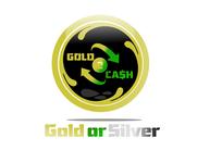 Gold2Cash Logo - Entry #26