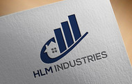 HLM Industries Logo - Entry #126