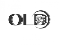 """""""OLD 55"""" - mid-century vintage furniture and wares store Logo - Entry #82"""