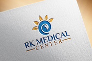 RK medical center Logo - Entry #8