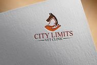 City Limits Vet Clinic Logo - Entry #89