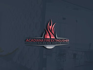 Acadiana Fire Extinguisher Sales and Service Logo - Entry #84