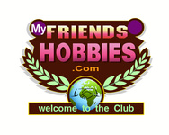 MyFriendsHobbies.com Logo - Entry #8
