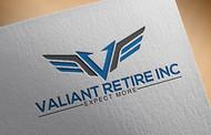 Valiant Retire Inc. Logo - Entry #115