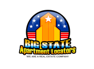 Big State Apartment Locators Logo - Entry #42
