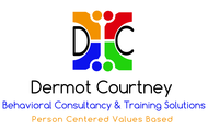 Dermot Courtney Behavioural Consultancy & Training Solutions Logo - Entry #47
