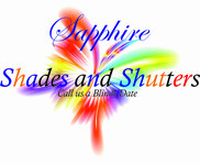 Sapphire Shades and Shutters Logo - Entry #200