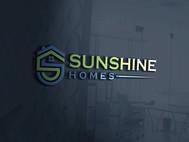 Sunshine Homes Logo - Entry #353