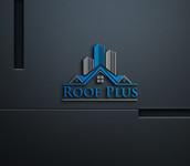 Roof Plus Logo - Entry #332