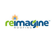 Reimagine Roofing Logo - Entry #105