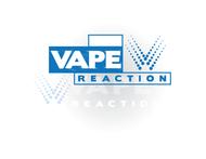 Vape Reaction Logo - Entry #12